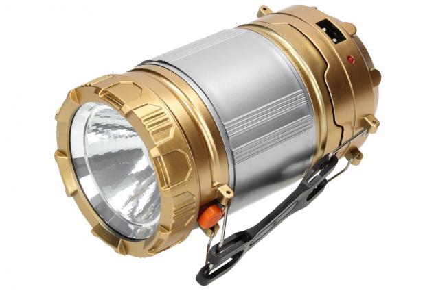Foto 7 - Lampa pro kemping Profi + solární nabíječka 2v1