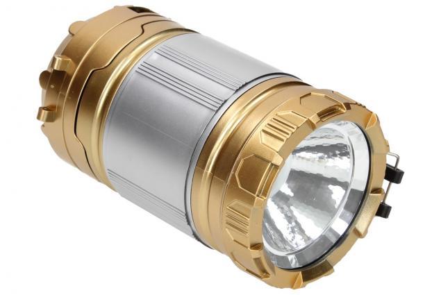 Foto 8 - Lampa pro kemping Profi + solární nabíječka 2v1