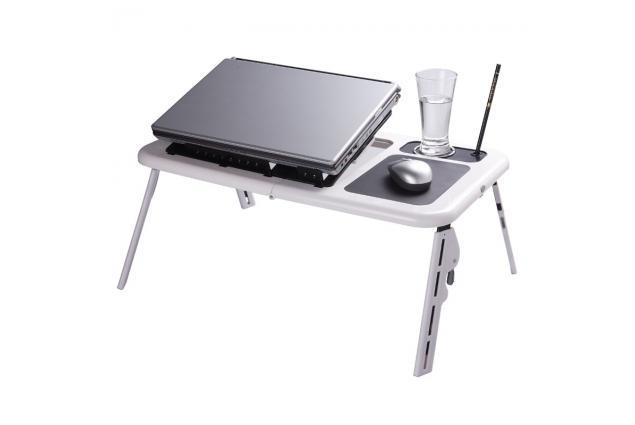 Foto 4 - Skládací stolek pod notebook 2v1