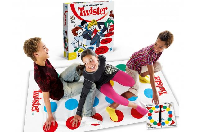 Foto 3 - Hra Twister