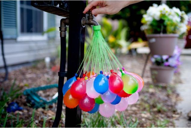 Foto 7 - Magic balloons - balónková bitva 3 pack