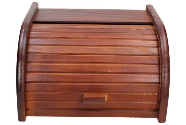 Foto 2 - Chlebovka dřevěná malá