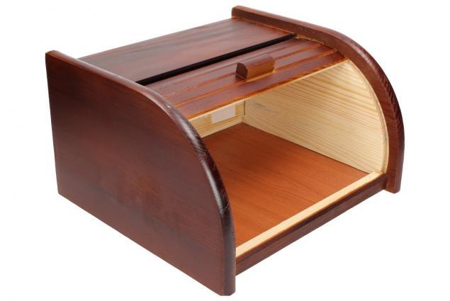 Foto 5 - Chlebovka dřevěná malá