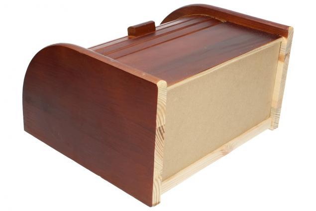 Foto 8 - Chlebovka dřevěná malá