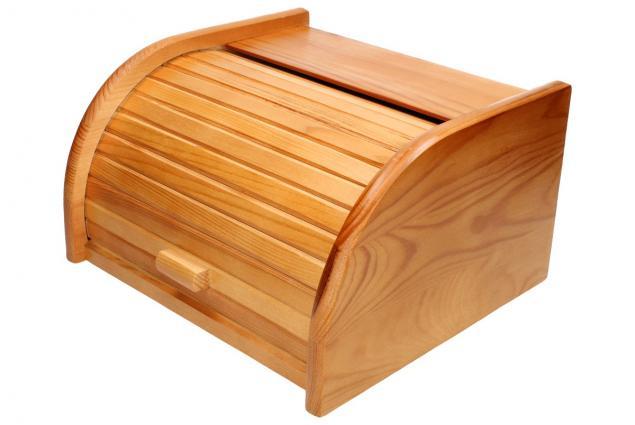 Foto 12 - Chlebovka dřevěná malá