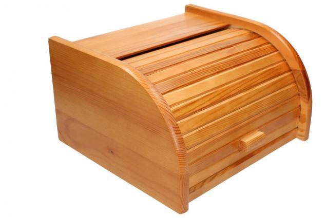 Foto 13 - Chlebovka dřevěná malá
