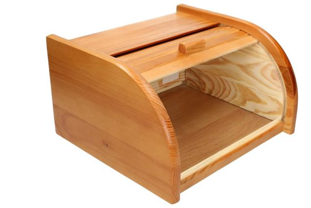 Foto 14 - Chlebovka dřevěná malá