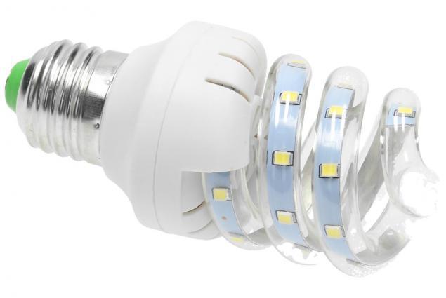 Foto 6 - Úsporná žárovka 5W Spiral Led