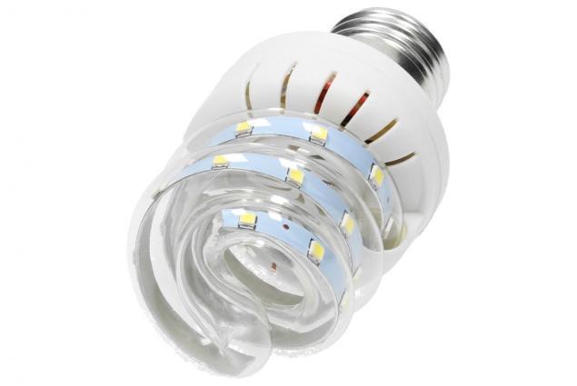 Foto 9 - Úsporná žárovka 5W Spiral Led