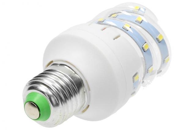 Foto 12 - Úsporná žárovka 5W Spiral Led