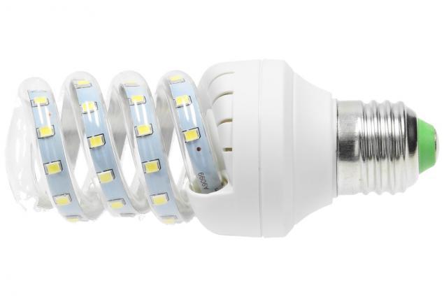 Foto 3 - Úsporná žárovka 7W Spiral Led