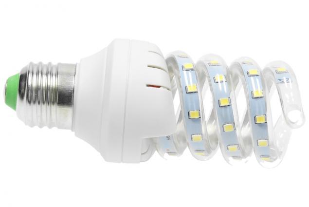 Foto 7 - Úsporná žárovka 7W Spiral Led