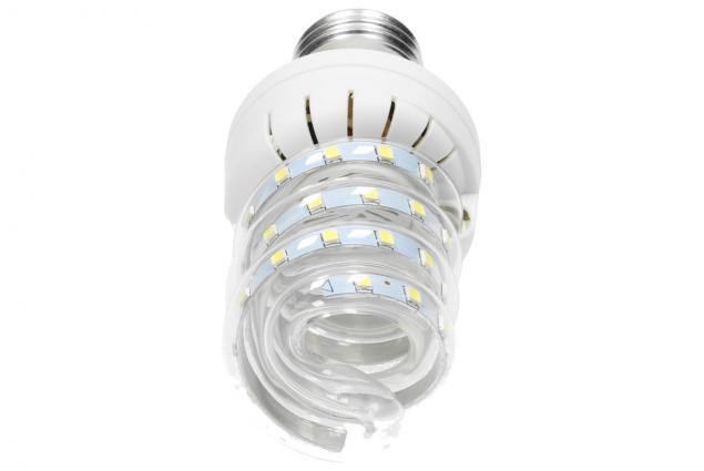 Foto 9 - Úsporná žárovka 7W Spiral Led