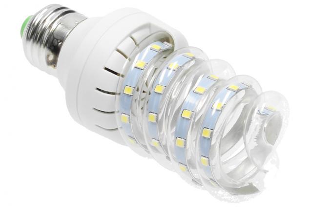 Foto 7 - Úsporná žárovka 9W Spiral Led