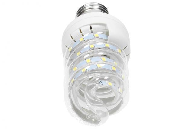 Foto 8 - Úsporná žárovka 9W Spiral Led
