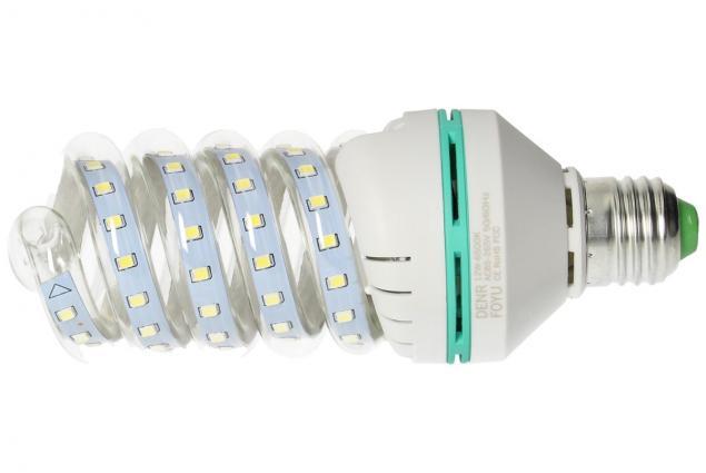 Foto 2 - Úsporná žárovka 12W Spiral Led