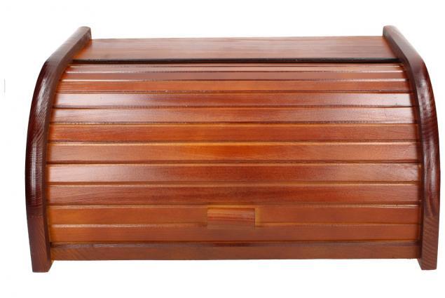 Foto 2 - Chlebovka dřevěná velká