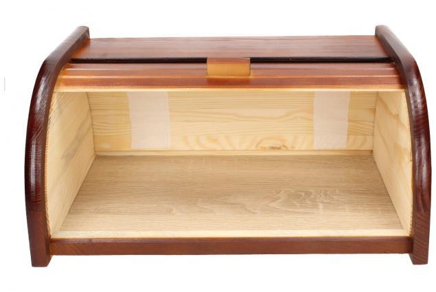 Foto 3 - Chlebovka dřevěná velká