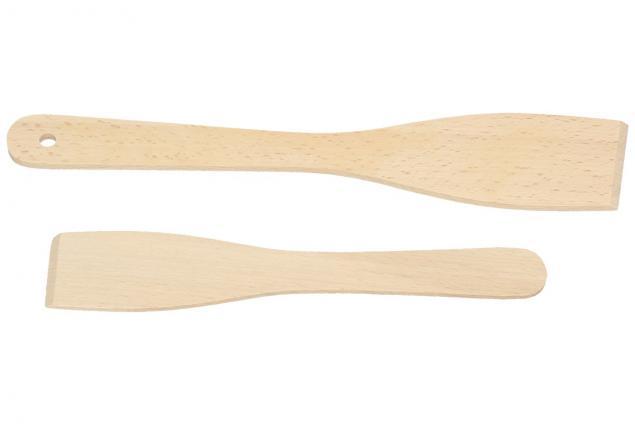 Foto 4 - Sada dřevěného náčiní 4 kusy