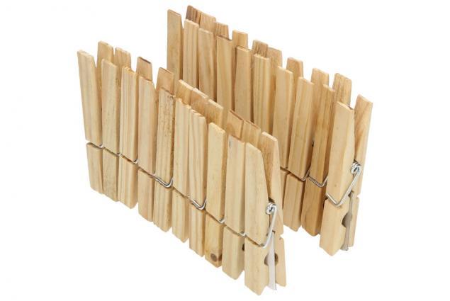 Foto 3 - Kolíček dřevěný 20 kusů Klasik