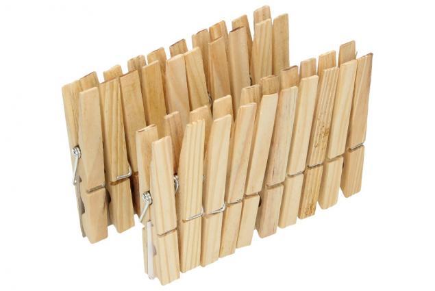 Foto 5 - Kolíček dřevěný 20 kusů Klasik