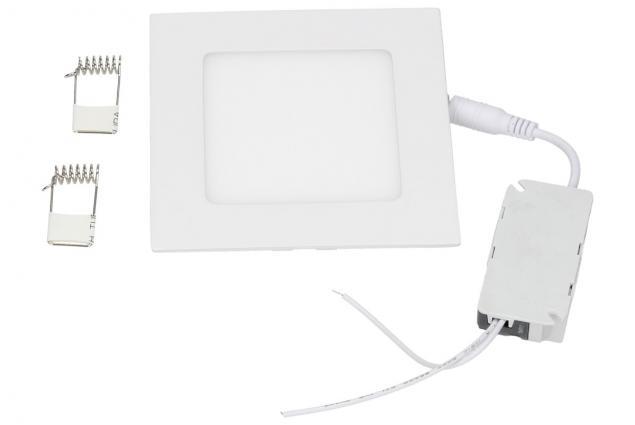 Foto 2 - LED stropní panel zápustný 6W čtverec