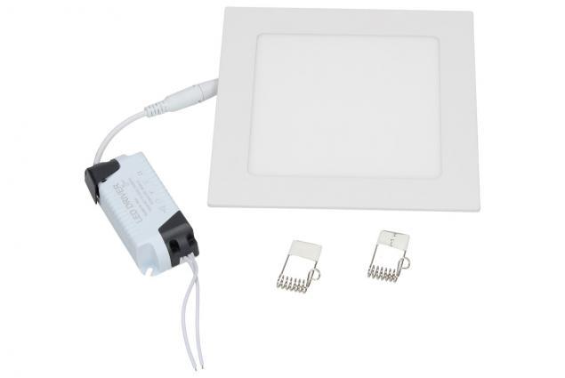 Foto 2 - LED stropní panel zápustný 12W čtverec
