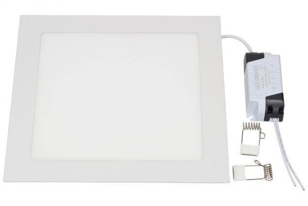 Foto 2 - LED stropní panel zápustný 18W čtverec