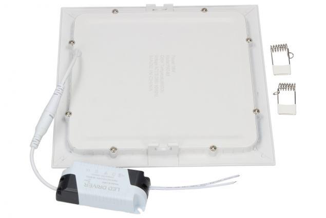 Foto 3 - LED stropní panel zápustný 18W čtverec