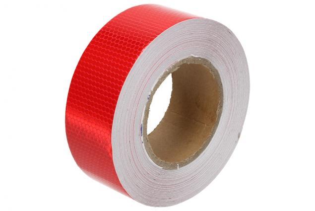 Foto 6 - Reflexní lepící páska 25m barevná