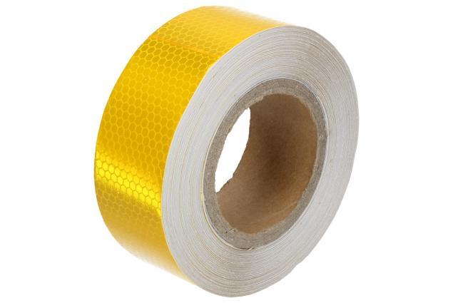 Foto 8 - Reflexní lepící páska 25m barevná