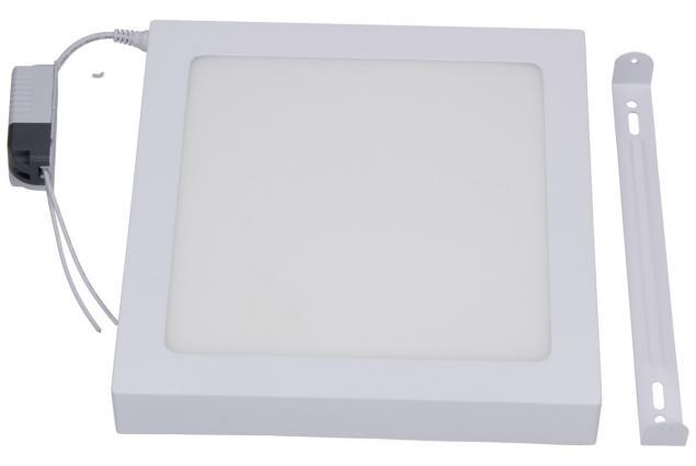 Foto 2 - LED stropní panel 18W nezápustný čtvercový