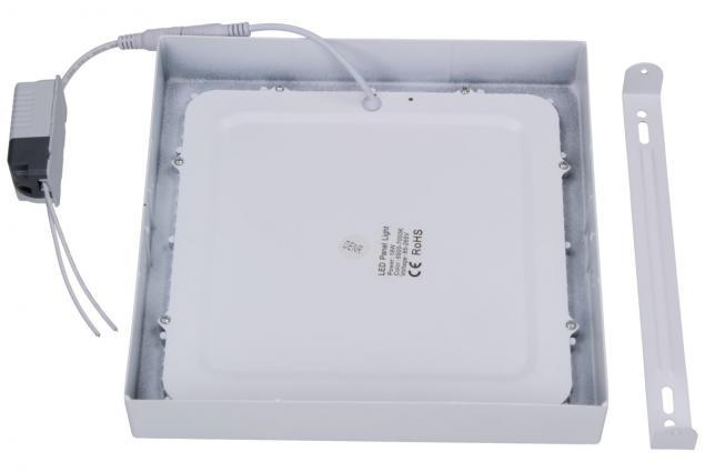 Foto 3 - LED stropní panel 18W nezápustný čtvercový