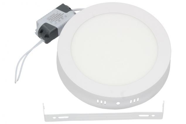 Foto 2 - LED stropní panel 12W nezápustný kulatý