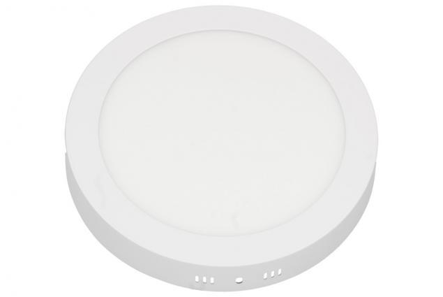 Foto 2 - LED stropní panel 18W nezápustný kulatý