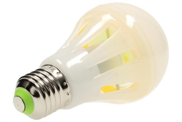 Foto 5 - Led žárovka MCOB 4W E27 4000K - studená bílá