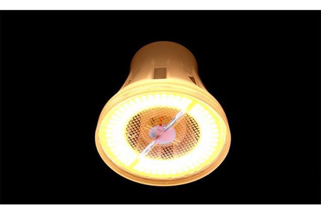 Foto 15 - Led žárovka MCOB 4W E27 4000K - studená bílá