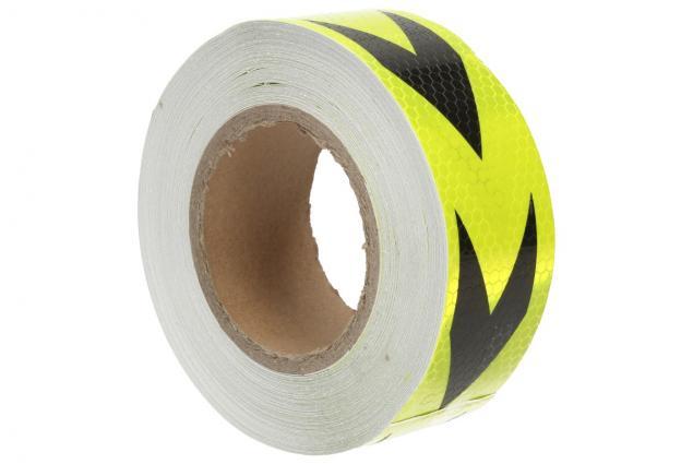 Foto 4 - Reflexní lepící páska 25m šipky