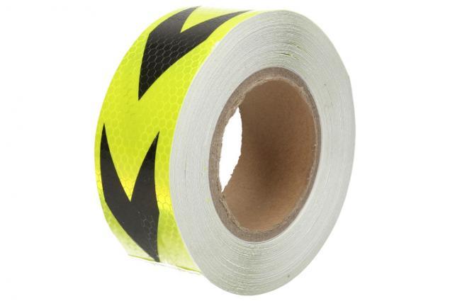 Foto 6 - Reflexní lepící páska 25m šipky