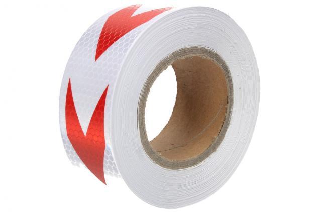 Foto 12 - Reflexní lepící páska 25m šipky