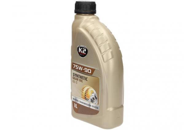 Foto 3 - K2 75W-90 1 l - syntetický převodový olej GL-5