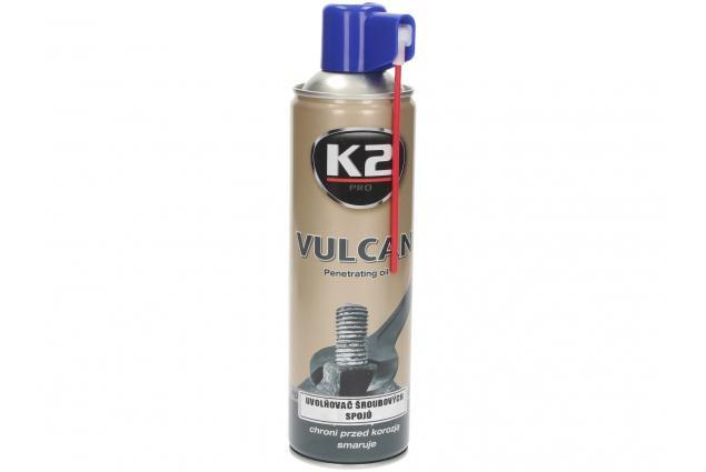 Foto 3 - K2 VULCAN 500 ml - přípravek na uvolňování spojů