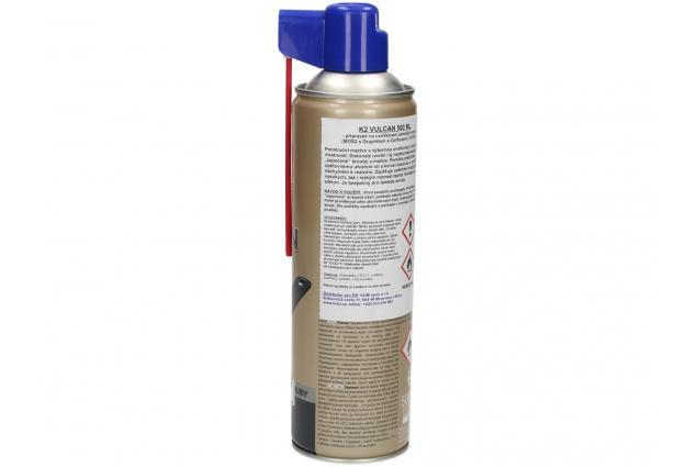 Foto 6 - K2 VULCAN 500 ml - přípravek na uvolňování spojů