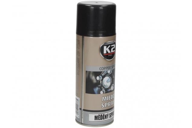 Foto 4 - K2 COPPER SPRAY 400 ml - měděný sprej