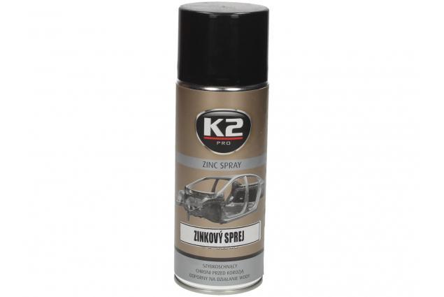 Foto 2 - K2 ZINC SPRAY 400 ml - zinkový sprej