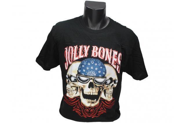 Foto 2 - Tričko Jolly Bones