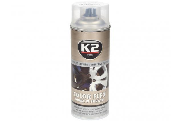 Foto 5 - K2 COLOR FLEX 400 ml - gumová barva na disky kol