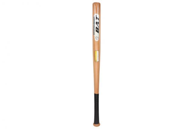 Foto 2 - Baseballová pálka z tvrdého dřeva 30 palců - 76 cm