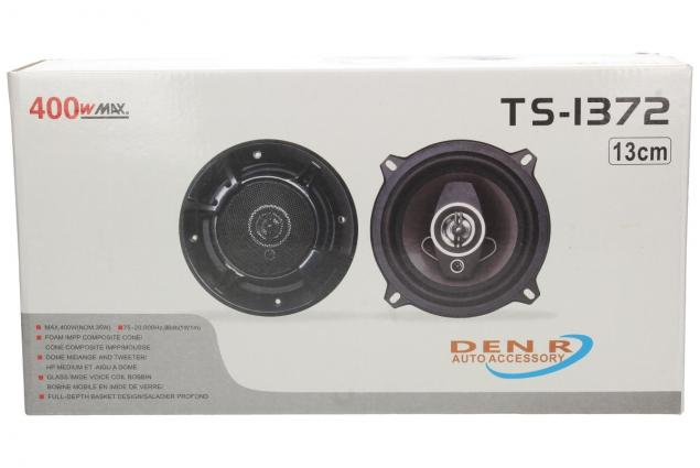 Foto 6 - Reproduktory TS-1372 kulaté 13 cm 400w sada 2 kusy
