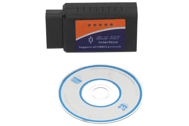 Foto 9 - Adaptér ELM 327 OBD II Bluetooth Interface